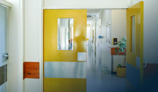 Nurses mental health - a doorway