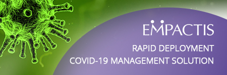 Covid-19 management solution